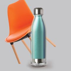 Бутылка Asobu Viva La Vie (0,54 литра) бирюзовая SP04 teal