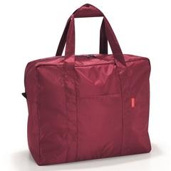 Сумка складная Mini maxi touringbag dark ruby Reisenthel AD3035
