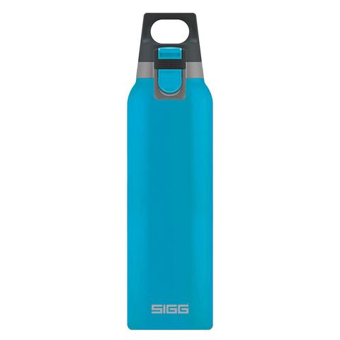 Термобутылка Sigg H&C One, голубая, 0,5L