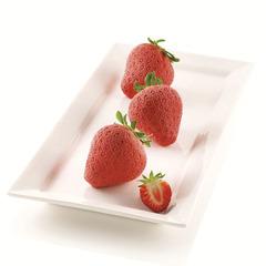 Форма для приготовления пирожных Fragole e Panna силиконовая Silikomart 26.267.13.0065