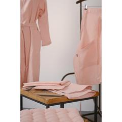 Прихватка из умягченного льна розово-пудрового цвета из коллекции Essential, 22х22 см Tkano TK19-PH0007