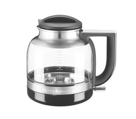 Кофеварка сифонная 1л KitchenAid Artisan (Черный) 5KCM0812EOB