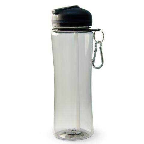 Бутылка спортивная Asobu Triumph (0,72) серая
