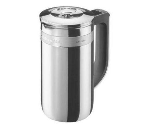 Френч-пресс для кофе 0,74л KitchenAid Artisan (Стальной) 5KCM0512ESS