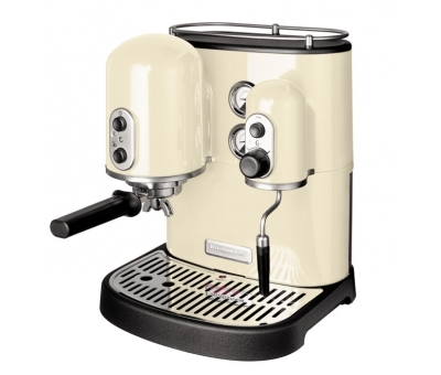 Кофеварка KitchenAid Artisan Espresso (Кремовый) 5KES2102EAC фото