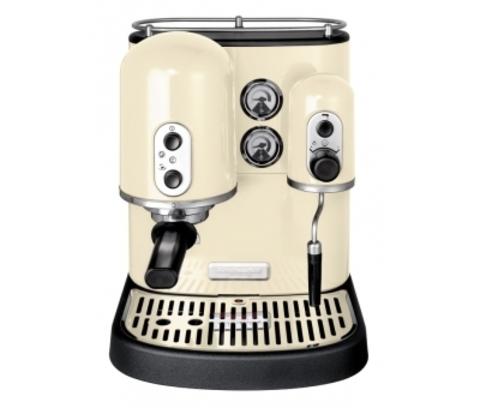 Кофеварка KitchenAid Artisan Espresso (Кремовый) 5KES2102EAC