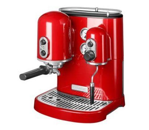 Кофеварка KitchenAid Artisan Espresso (Красный) 5KES2102EER