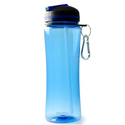 Бутылка спортивная Asobu Triumph (0,72) голубая