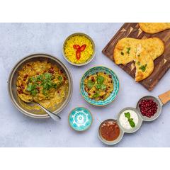 Миска World foods India D 9,5 см TYPHOON 1401.882V