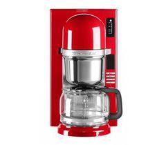 Кофеварка заливного типа 1,18л KitchenAid  (Красный) 5KCM0802EER