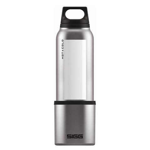 Термобутылка Sigg H&C One, прозрачная, 0,75L