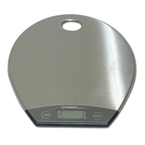 Весы кухонные FIRST FA-6403-1 Silver