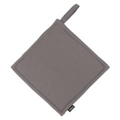 Прихватка из хлопка серого цвета из коллекции Prairie, 22х22 см Tkano TK20-PH0003