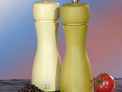 Набор мельниц Peugeot Tahiti для соли и перца, 15 см, желтый+салатовый 2/33262