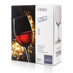 Набор из 2 бокалов для красного вина 310 мл SCHOTT ZWIESEL Frau арт. 111 058-2
