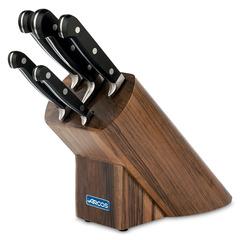 Набор из 5 кухонных ножей и подставки ARCOS Clasica арт. 257000