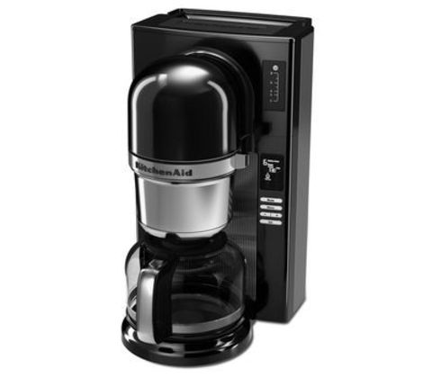 Кофеварка заливного типа 1,18л KitchenAid  (Черный) 5KCM0802EOB