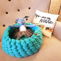 Лежанка для кошек Ush Ki Wool UK-0106S
