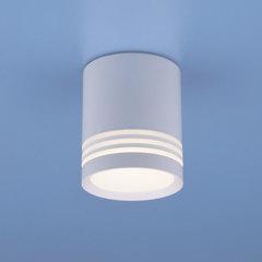 Накладной потолочный  светодиодный светильник DLR032 6W 4200K 3200 белый Elektrostandard