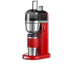 Кофеварка персональная заливного типа 1л KitchenAid  (Красный) 5KCM0402EER