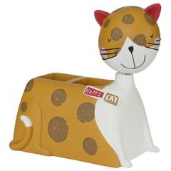 Стакан для зубных щеток Creative Bath Kitty KTY60MULT