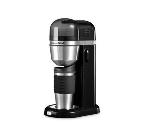 Кофеварка персональная заливного типа 1л KitchenAid (Черный) 5KCM0402EOB
