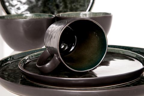Тарелка для ужина 27 см COSY&TRENDY Laguna verde 517231