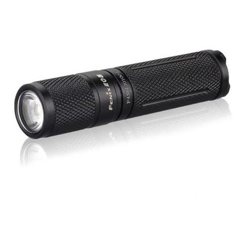 Фонарь-брелок светодиодный Fenix E05 Cree XP-E2 R3 LED, черный, 85 лм, 1-ААА*