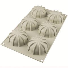 Форма для приготовления пирожных Mini Goccia 18 х 33,6 см силиконовая Silikomart 26.234.13.0065