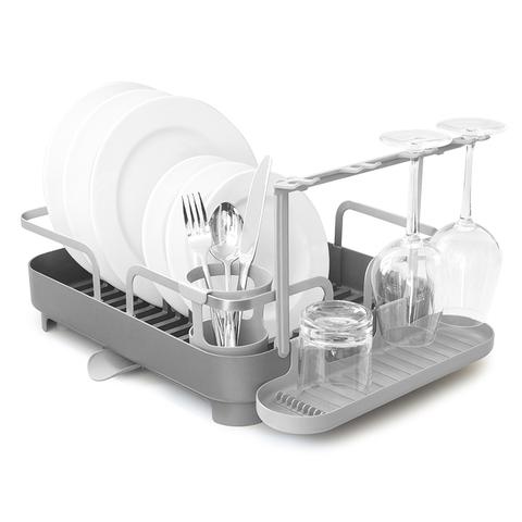 Сушилка для посуды Holster серая Umbra 1008163-149