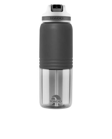 Бутылка для воды Igloo Swift 24 (0,710 литра), черная