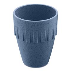 Кружка для капучино CONNECT Organic 300 мл синяя Koziol 4080675