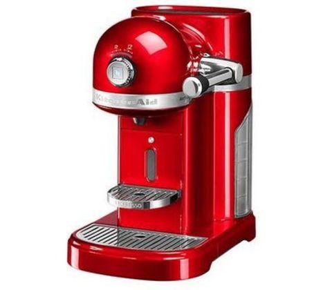 Кофемашина капсульная 1,4л KitchenAid Artisan Nespresso (Красный) 5KES0503EER