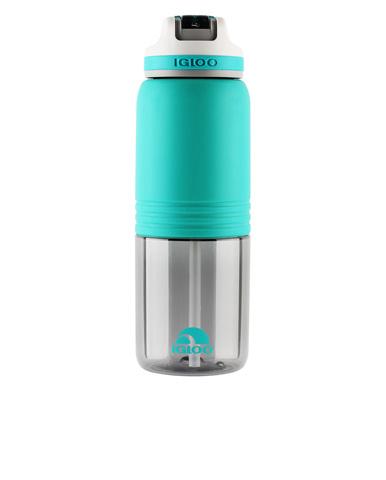 Бутылка для воды Igloo Swift 36 (1,06 литра), бирюзовая
