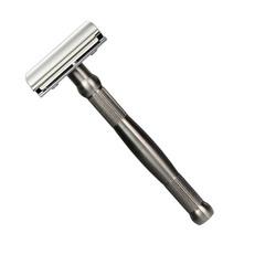Станок для бритья Erbe с двумя лезвиями, цвет хром 6483
