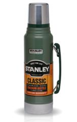 Термос Stanley Legendary Classic темно-зеленый (1 литр) new 10-01254-038