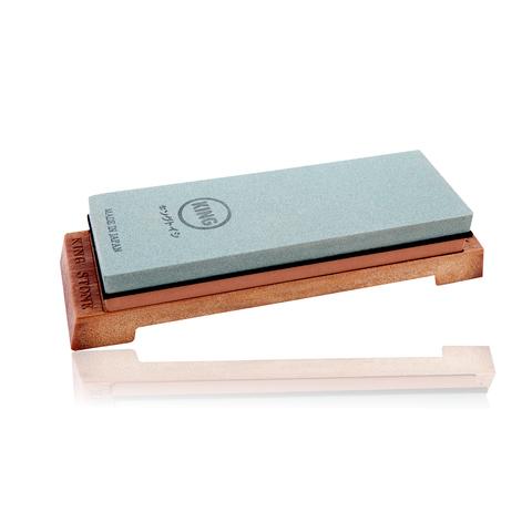 Камень точильный водный комбинированный #220/#1000 King KHKG-065