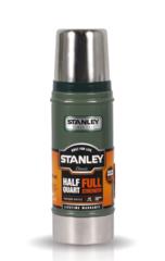 Термос Stanley Legendary Classic (0,47 литра) темно-зеленый 10-01228-027