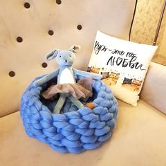 Лежанка для кошек Ush Ki Wool UK-0101M