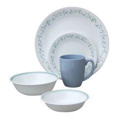 Набор посуды 30 предметов Corelle Country Cottage 1088658