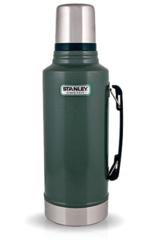 Термос Stanley Legendary Classic темно-зеленый (1,9 литра) 10-01289-036