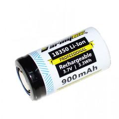 Аккумулятор незащищенный Armytek 18350 Li-Ion 900 мАч A03401