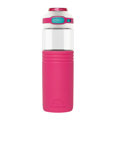 Бутылка для воды Igloo Tahoe 24 (0,710 литра), розовая
