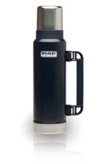 Термос Stanley Classic Hertiage (1,3 литра) темно-синий 10-01032-043