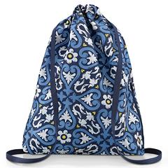 Рюкзак складной Mini maxi sacpack floral 1 Reisenthel AU4067