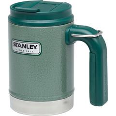 Термокружка Stanley Classic (0,47 литра) зеленая 10-01693-003