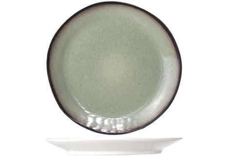 Тарелка для ужина 28 см COSY&TRENDY Fez green 9212169
