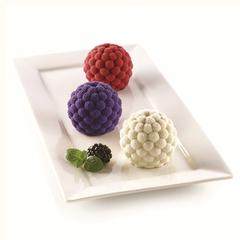Форма для приготовления пирожных Segreti del Bosco 18 х 34 см силиконовая Silikomart 26.299.13.0065