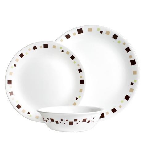 Набор посуды 12 предметов Corelle Geometric 1118129