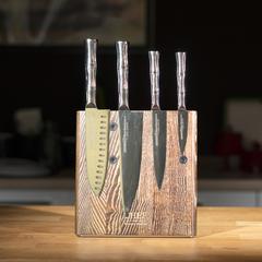 Комплект из 4 ножей Samura BAMBOO и подставки